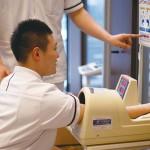血圧計及びバイタルサインチェック