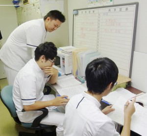 期末試験勉強 - 卒前研修日誌