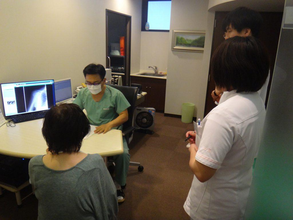上腕骨外科頸骨折(診察技法・経過観察)