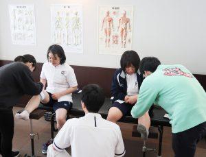7月20日(土)体験授業